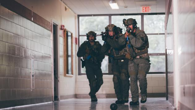 Special Operations Response Team 4