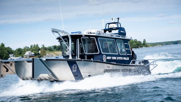 Troopers also patrol waterways and respond where needed.
